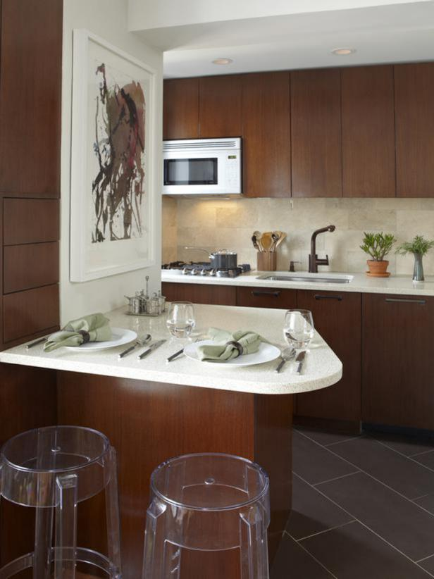 Small Kitchen Design Tips   DIY From Outdated to Sophisticated