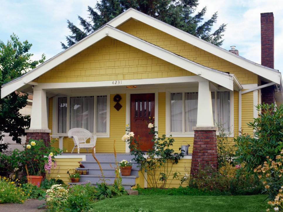 Tips and Tricks for Painting a Home s Exterior   DIY Shop This Look