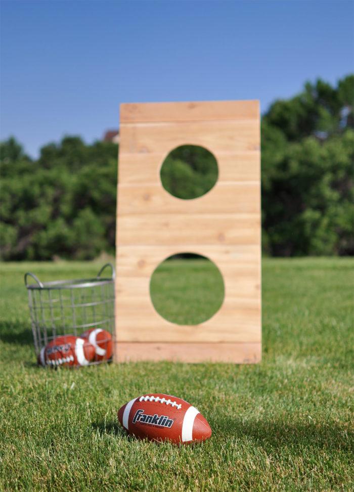 Backyard Lawn Games