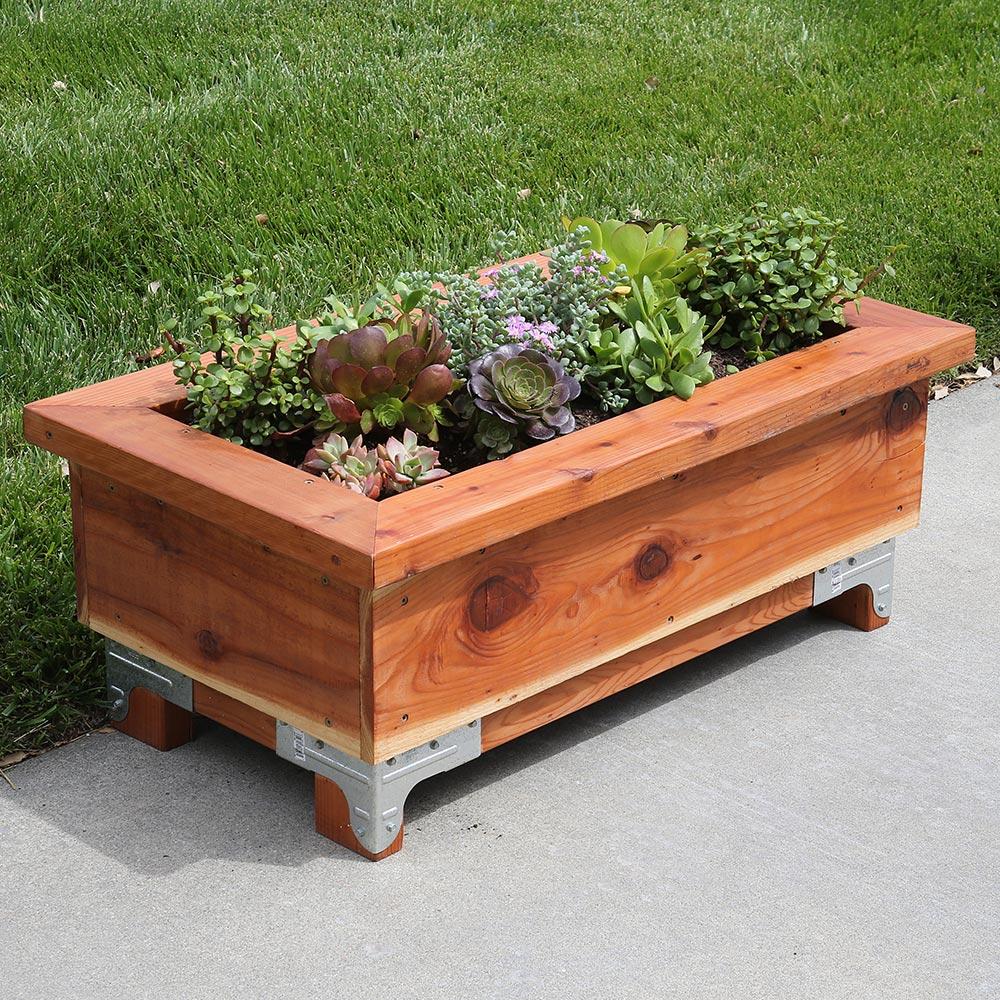 Best Wood Planter Box