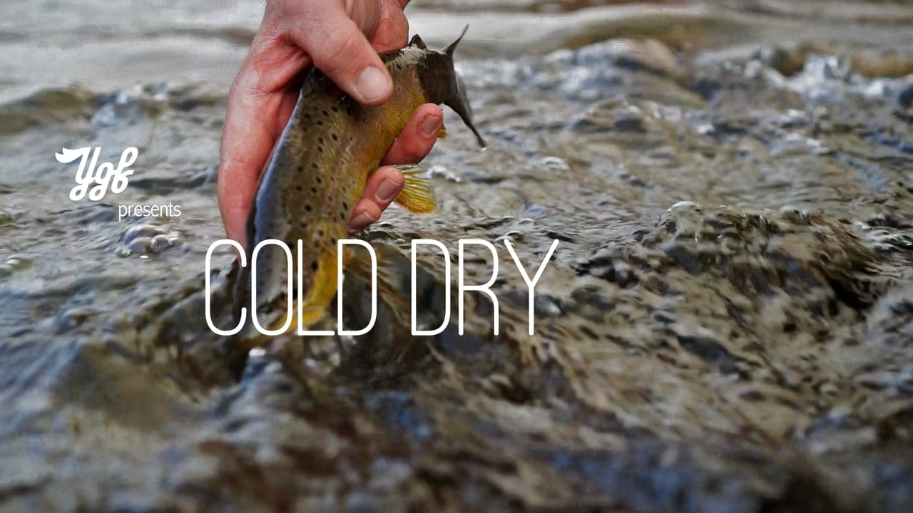 Video Winter Dry Fly Fishing In Colorado 183 Diy Fly Fishing