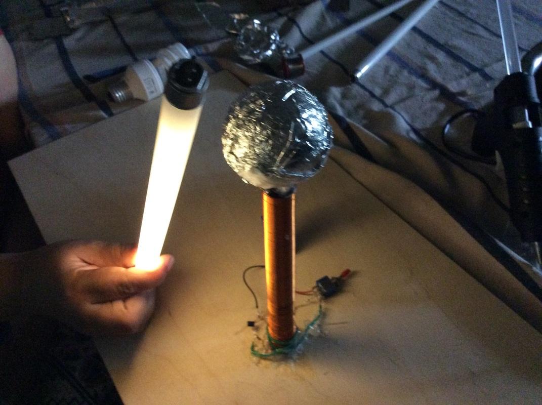 Coil Light Bulbs