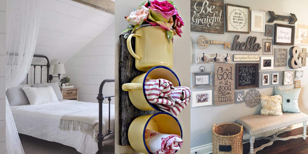 Do It Yourself Home Decorations
