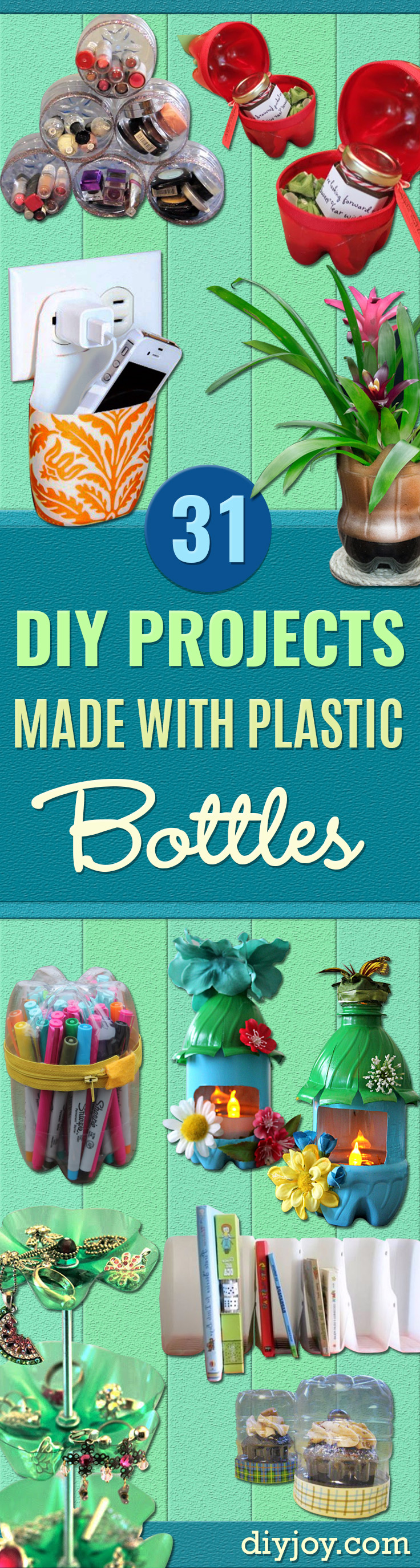 Diy Recycled Home Decor Ideas