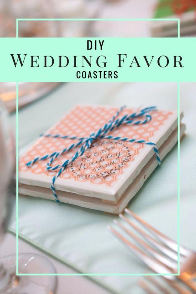 Cheap Wedding Favor Ideas Make