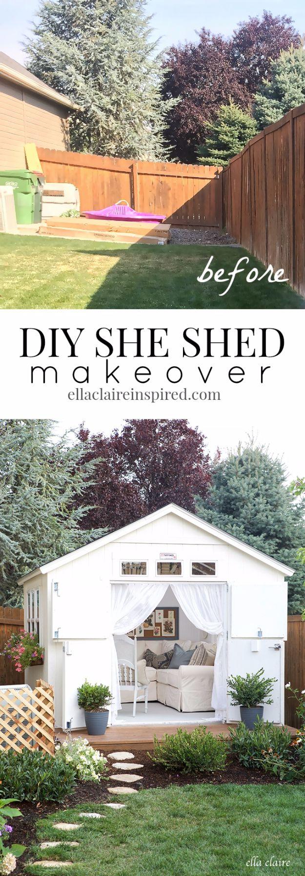 Diy Garden Shed Plans
