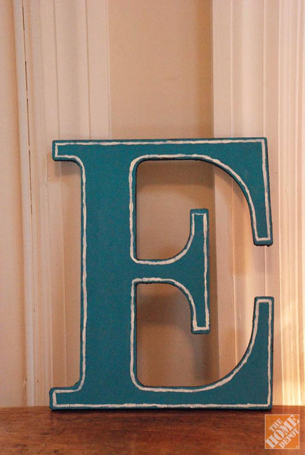 Kitchen Decor Letters
