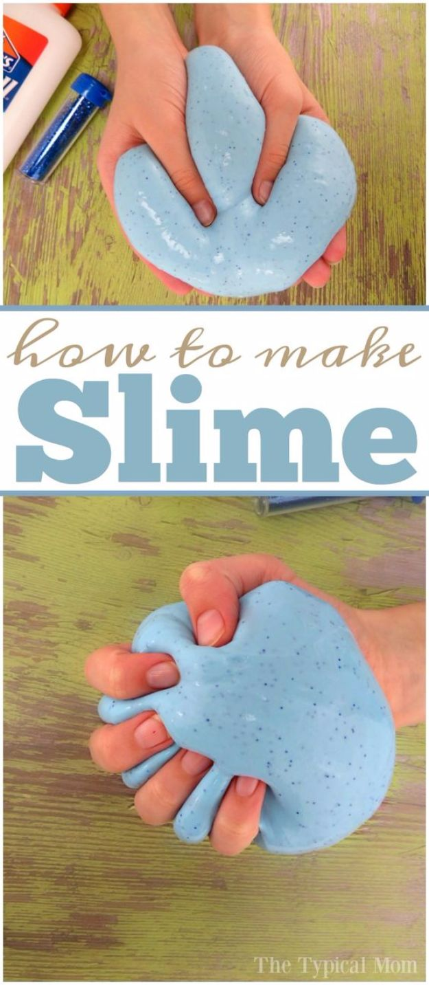 33 Unbelievably Cool DIY Slime Ideas - DIY Projects for Teens