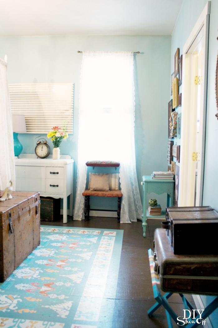 Eclectic Guest Bedroom Ideas Diy Show Off Diy