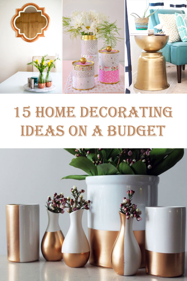 Cheap Home Decorating Ideas Diy