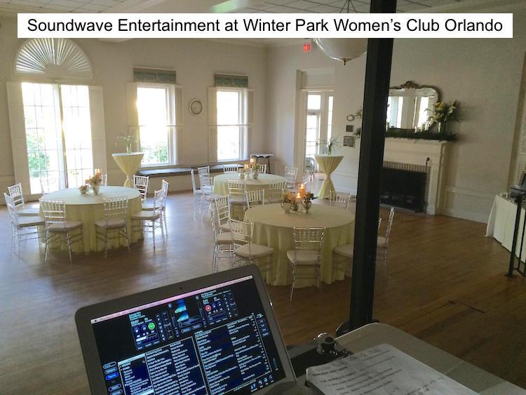 Woman's Club of Winter Park Archives - Soundwave ...