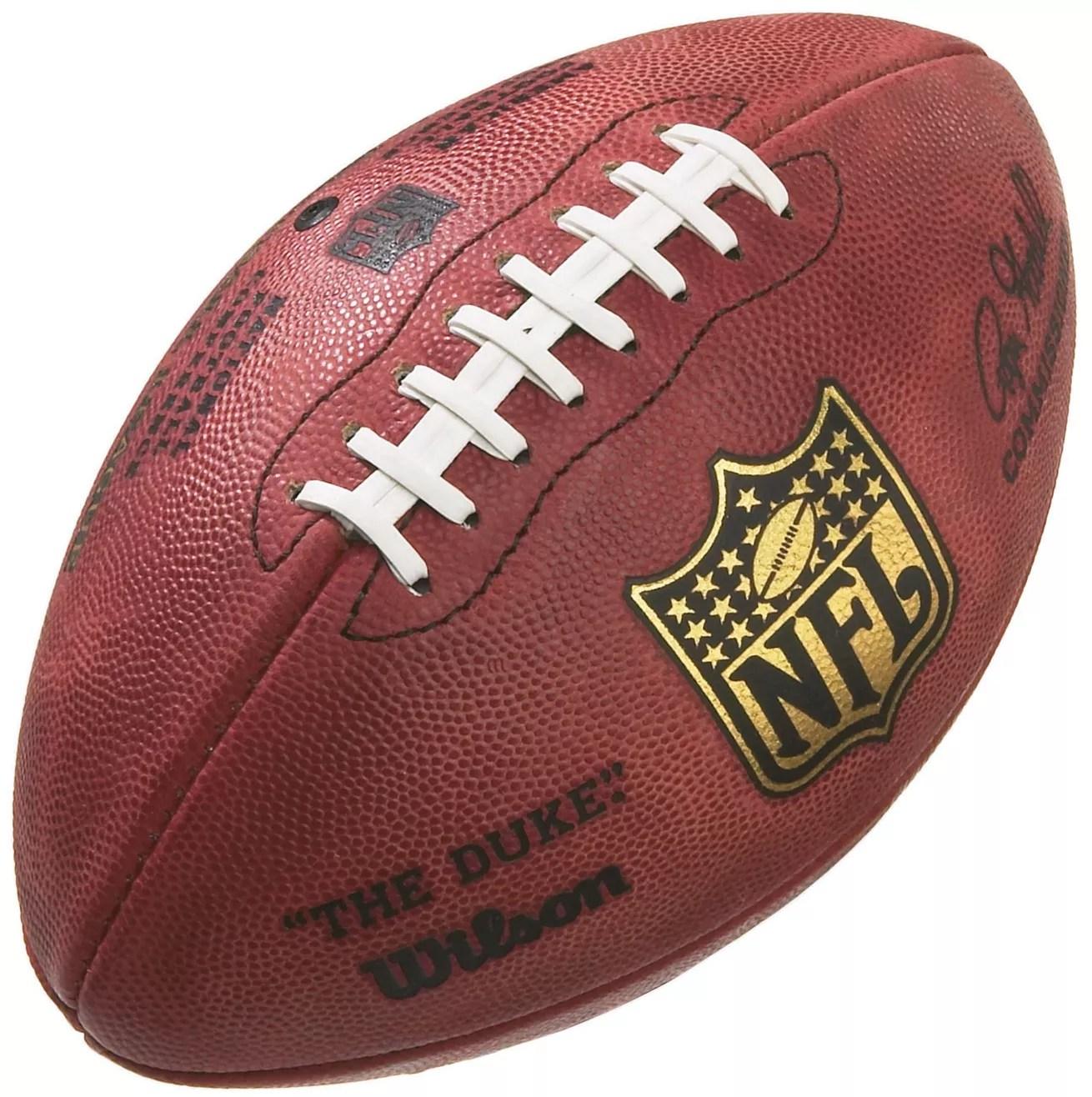Nfl Wilson Game Football
