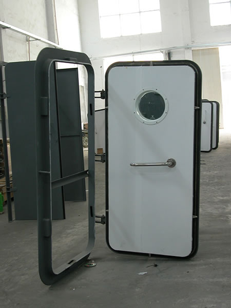 Ship Door Marine Outfitting Manufacturer Delin