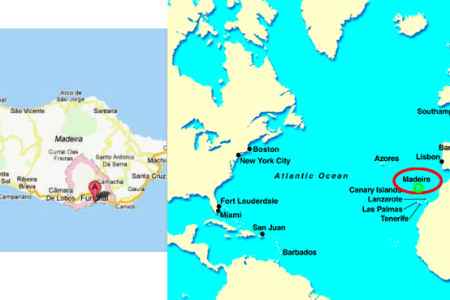 map azores madeira » Free Wallpaper for MAPS | Full Maps