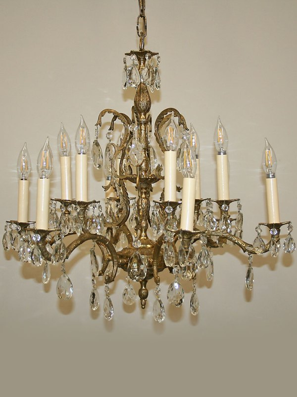 crystal chandelier # 81
