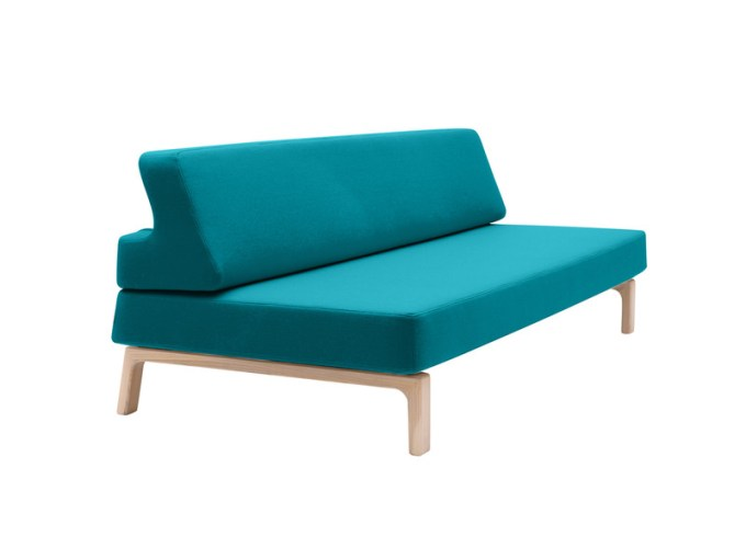 Buy the Softline Lazy Sofa Bed at Nest co uk Softline Lazy Sofa Bed