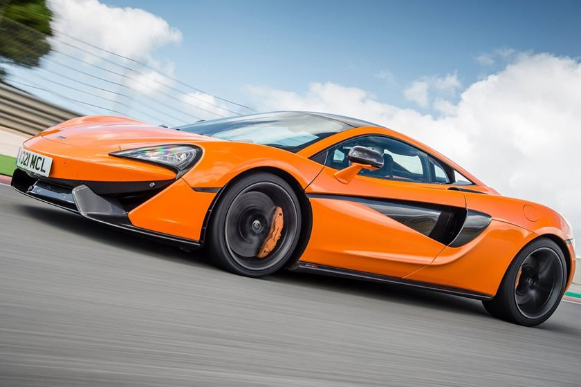 McLaren Developing Autonomous And Hybrid Sports Cars For 2019   CarBuzz 7