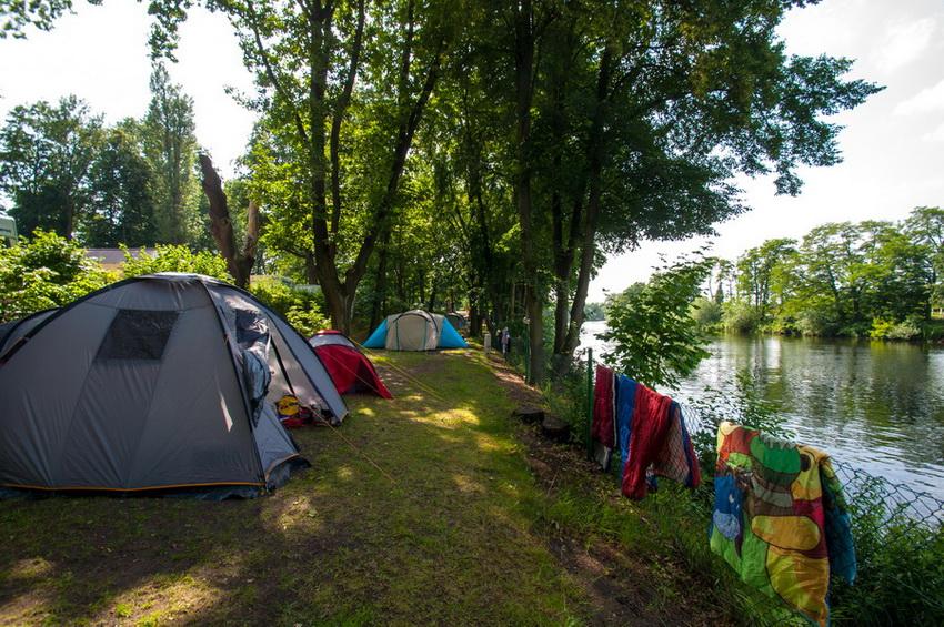 Galerie Campingplatz Berlin