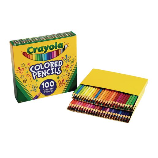crayola color pencils # 16