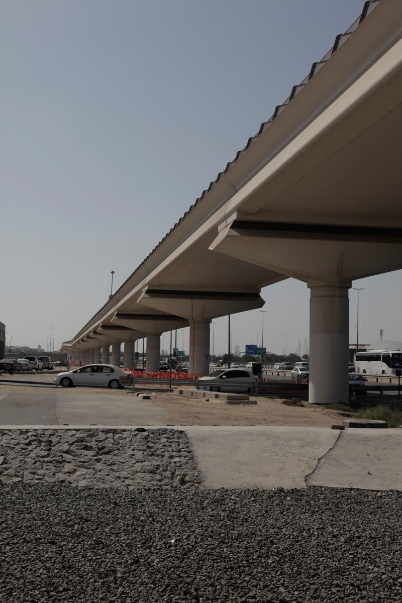 Dnec Balanced Cantilever Construction Method Dubai Uae