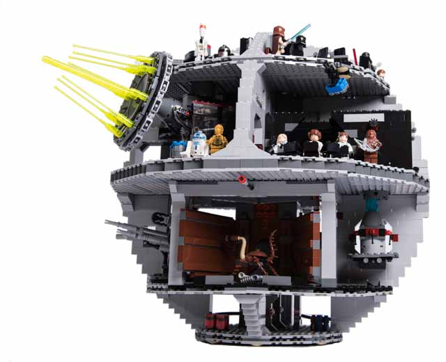 LEGO Star Wars Death Star 10188   Pley   Buy or Rent the coolest     LEGO Star Wars Death Star 10188   Pley   Buy or Rent the coolest toys  including LEGO      American Girl and other amazing toys