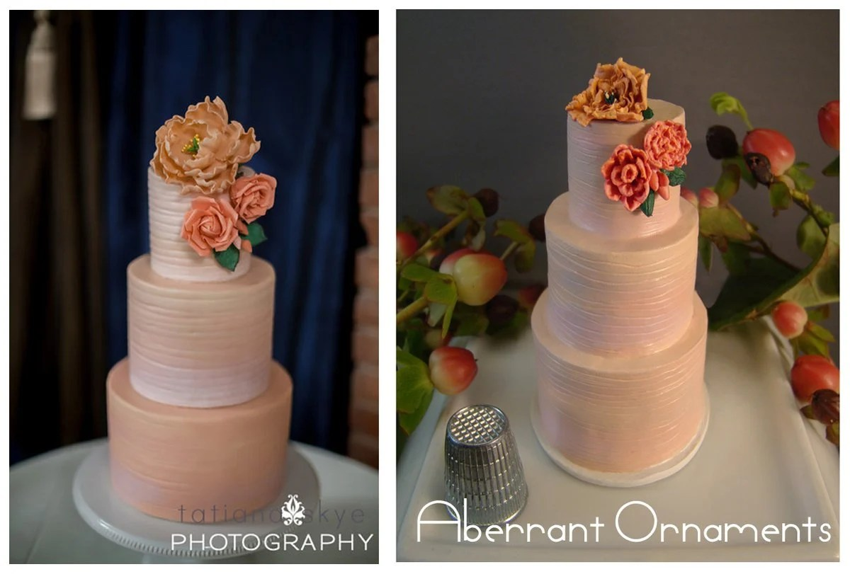 How to Turn Your Wedding Cake Into an Ornament   Woman Getting Married How to Turn Your Wedding Cake Into an Ornament