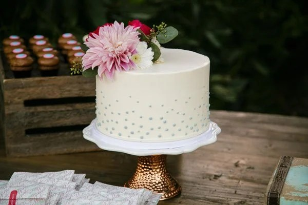 How to Freeze Your Wedding Cake So It Still Tastes Great how to freeze your wedding cake