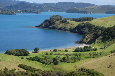 Bev goes camping in the Bay of Islands and finds utopia on ...