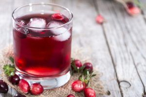 Jus lingonberry