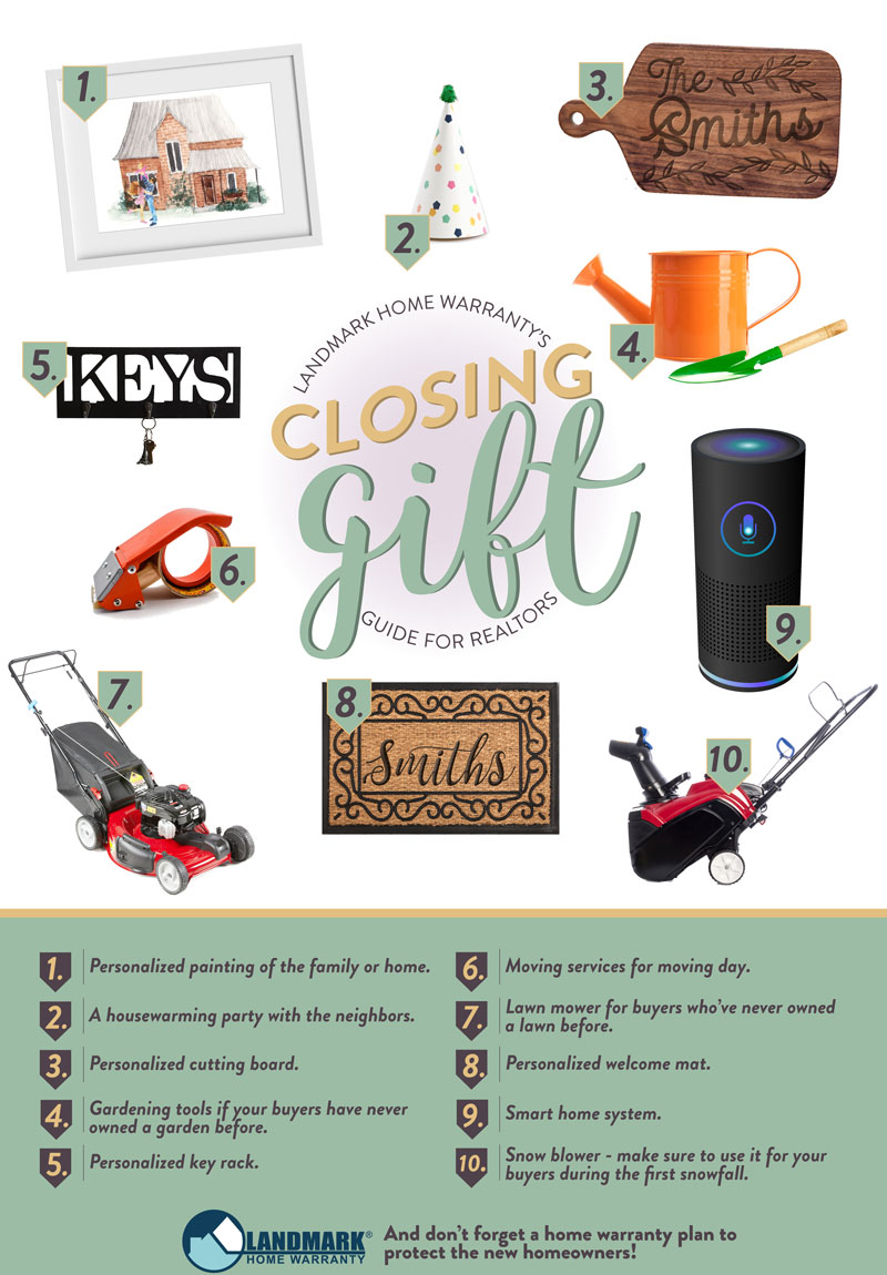 gifts new homeowners list basic instruction manual