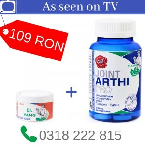 Joint Arthi Pro for calming and restoring joints