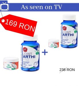 2 x Joint Arthi Pro - natural supliments for joints