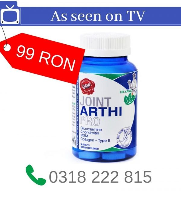 Joint Arthi Pro - restore joints