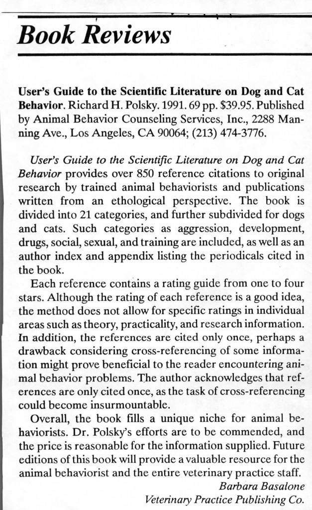 Dog Bite Expert Textbook: page 2