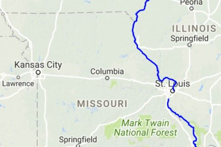 mississippi river location on map » Full HD MAPS Locations - Another ...