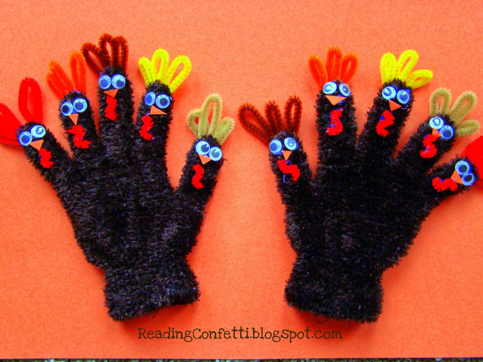 Made Gloves Turkeys