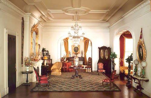 Victorian Dollhouse Furniture Dollhouse Decorating