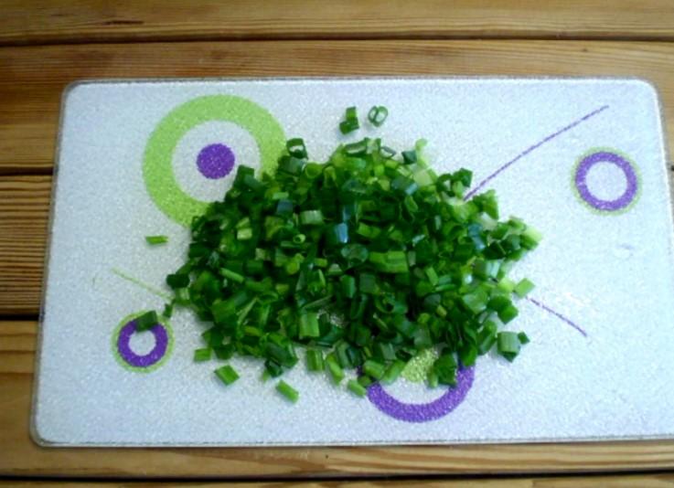 Cortar greens.