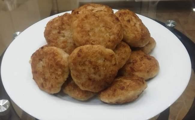 delikatne kotlety z mielonym kurczakiem