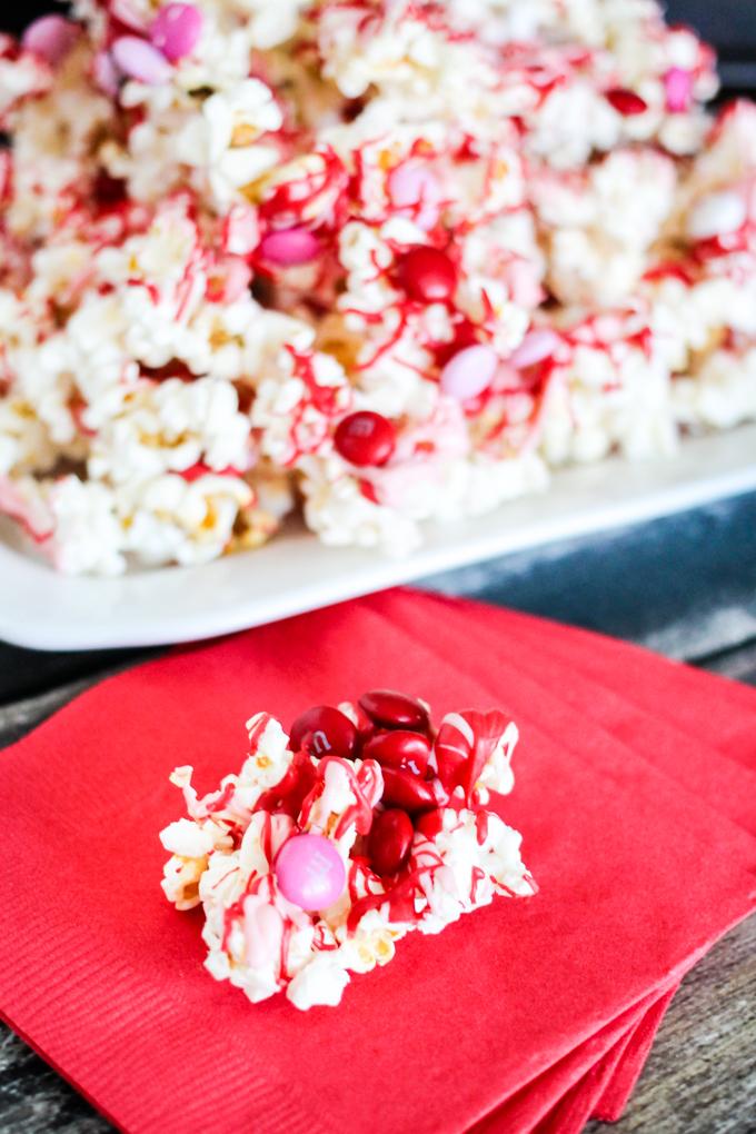 Valentine S Day Chocolate M Amp M Popcorn Domestic Superhero