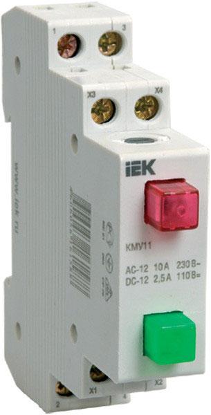 KMU11-knappen från IEK för AVR-system