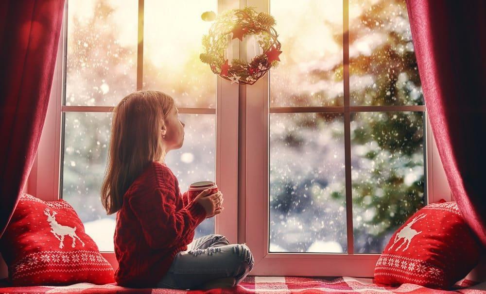 Tahun Baru - percutian yang lama ditunggu-tunggu, yang mana semua kanak-kanak sedang menunggu dengan ketidaksabaran yang hebat