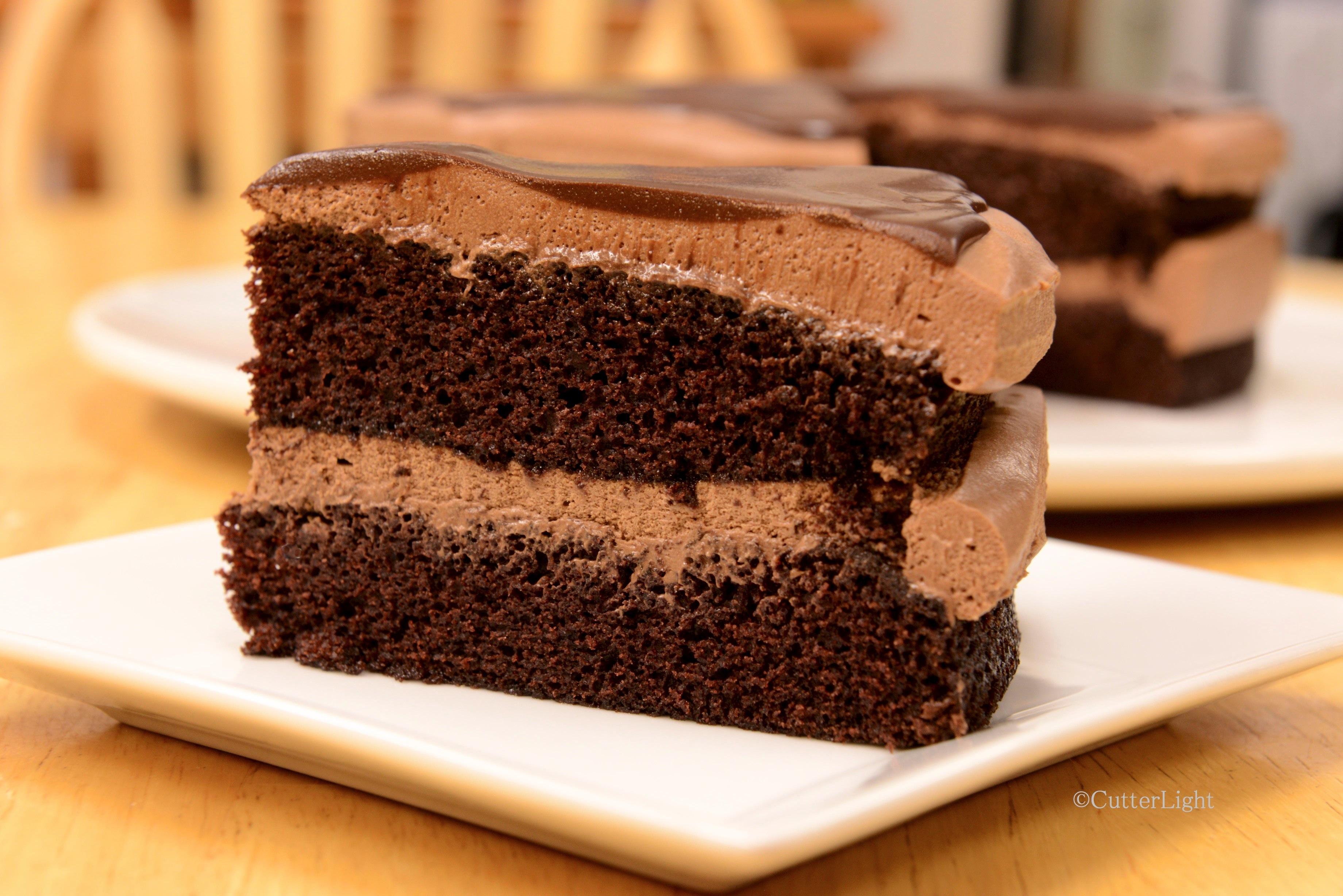 Chocolate Mousse Cake Durmes Gumuna