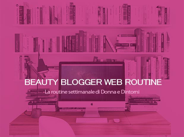 beauty-blogger-web-routine