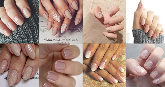 unghie-nude-nailart