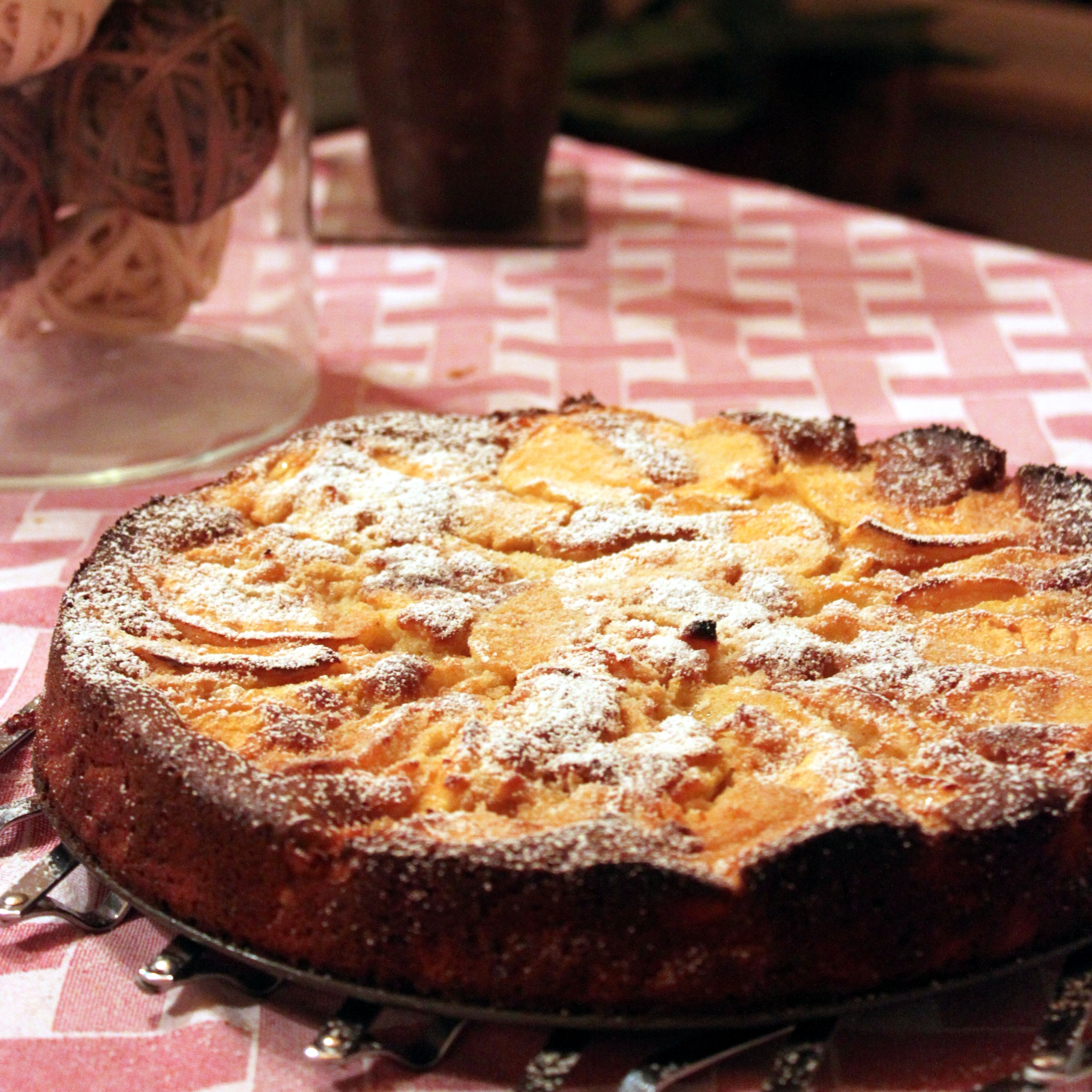 Torta Di Mele Italian Apple Cake