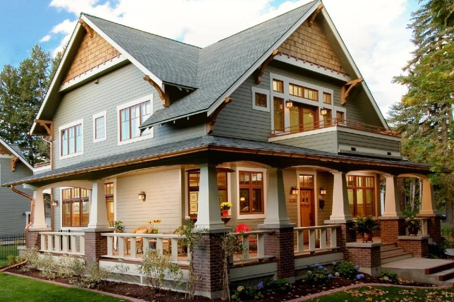 21 Craftsman style House Ideas With Bedroom and Kitchen Included It s