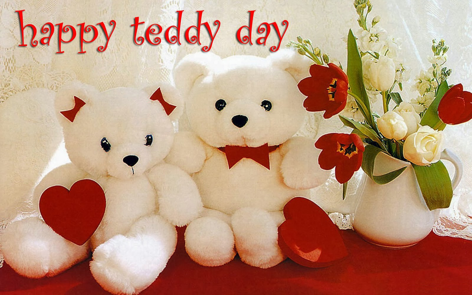 Happy Teddy day Images, Pics & Wallpapers 100+