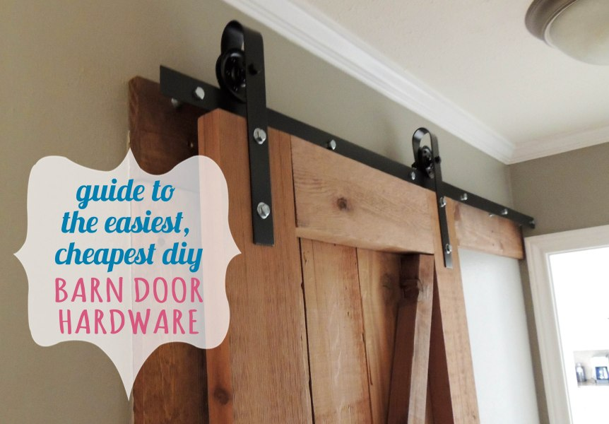 Let Us Show You the Door  Hardware    DO or DIY DO or DIY   Barn Door Hardware DIY
