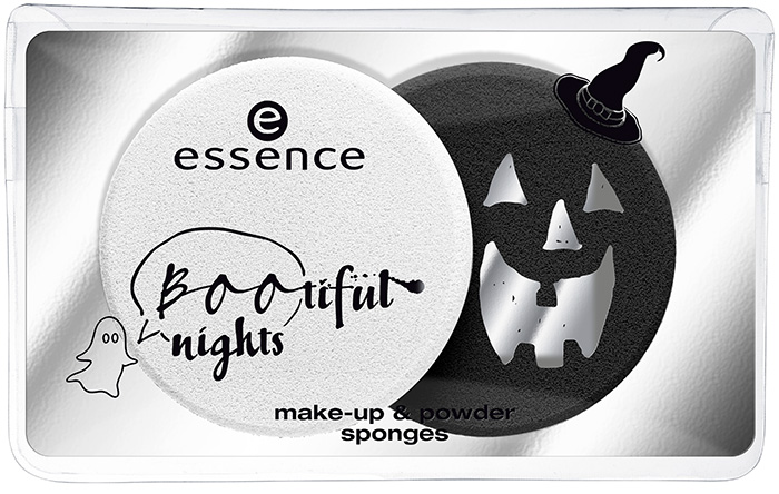 essence bootiful nights makeup and powder sponges